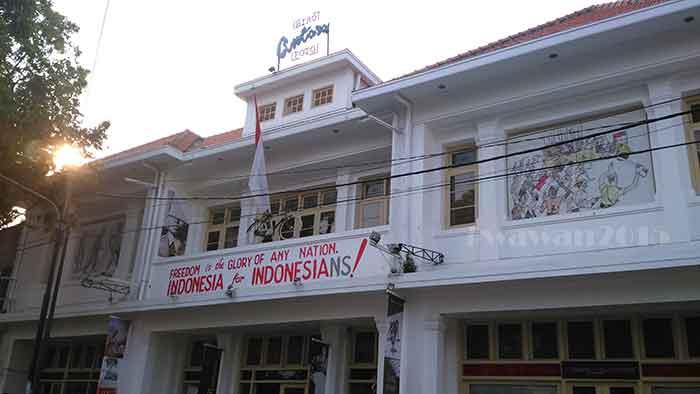 Peradaban Batavia di Pasar Baroe …
