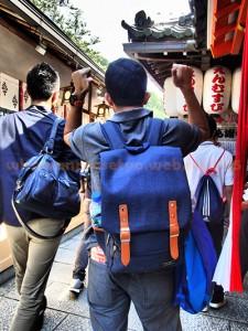 Kiyomizu Temple  Kyoto  Japan