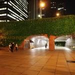 Japan Willer Express Bus | Koridor penghubung ke Shinjuku Station