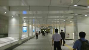 Japan Willer Express Bus   Koridor penghubung ke Shinjuku Station